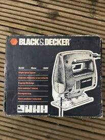Black & Decker BL350 Jigsaw