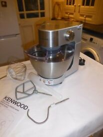 KENWOOD FOOD MIXER PROSPERO KM240... USED 3/4 TIMES EXCELLENT CONDITION £55