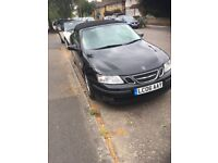 Saab vetor 18t full service history, one owner, immaculate condition , convertible, 130,000 miles
