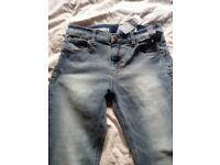 Boys jeans new