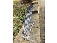 Ping i3 golf clubs available. 8 clubs ready for use.