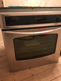 Built in gas oven /grill