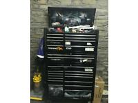 Snap on tool box full of tools job lot