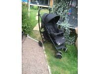 Mothercare curve pushchair