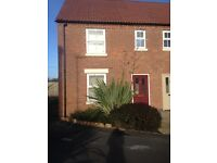 New build 2 bed house nottingham, wanting 3 bed up north, any area considered.