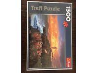"Trefl 26053 ""Fanad Head Lighthouse/Ireland"" Puzzle (1500-Piece)"