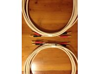 Chord Rumour 2 Speaker Cable 5m Pair Terminated