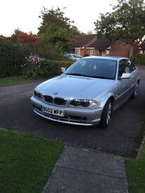 BMW 318ci SE Coupe Silver