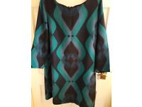 New Look tunic size 16