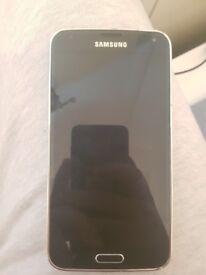 Samsung S5 (needs a battery)