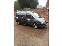 2006(56)PEUGEOT EXPERT E7 XS TAXI GREY CABDIRECT*NEW 8V ENG*1 OWNER FOR 10 YEARS