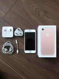 Mint Condition Iphone 7 32GB Unlocked To All Network
