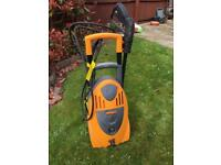 Halfords Electric HP 1500 Pressure Washer