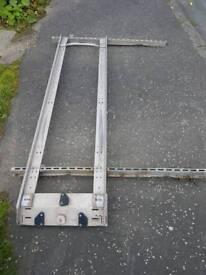 Transit connect ladder rack
