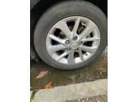 Toyota alloys