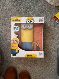 Minion wall light