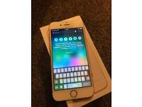 iPhone 6s rose gold 16gb 02/giffgaff/ Tesco ( excellent condition)