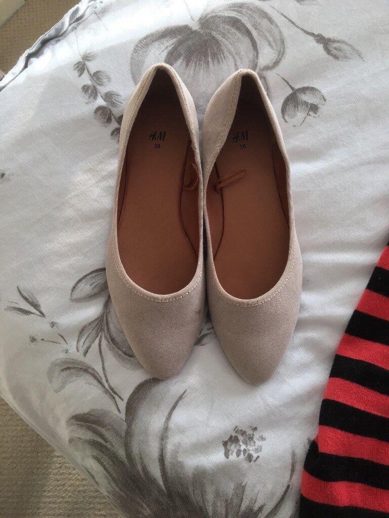 Ladies shoes H&M size 5