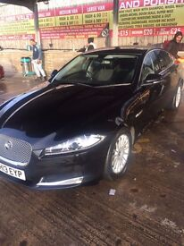 2013 jaguar FX stop & start. clean in and out