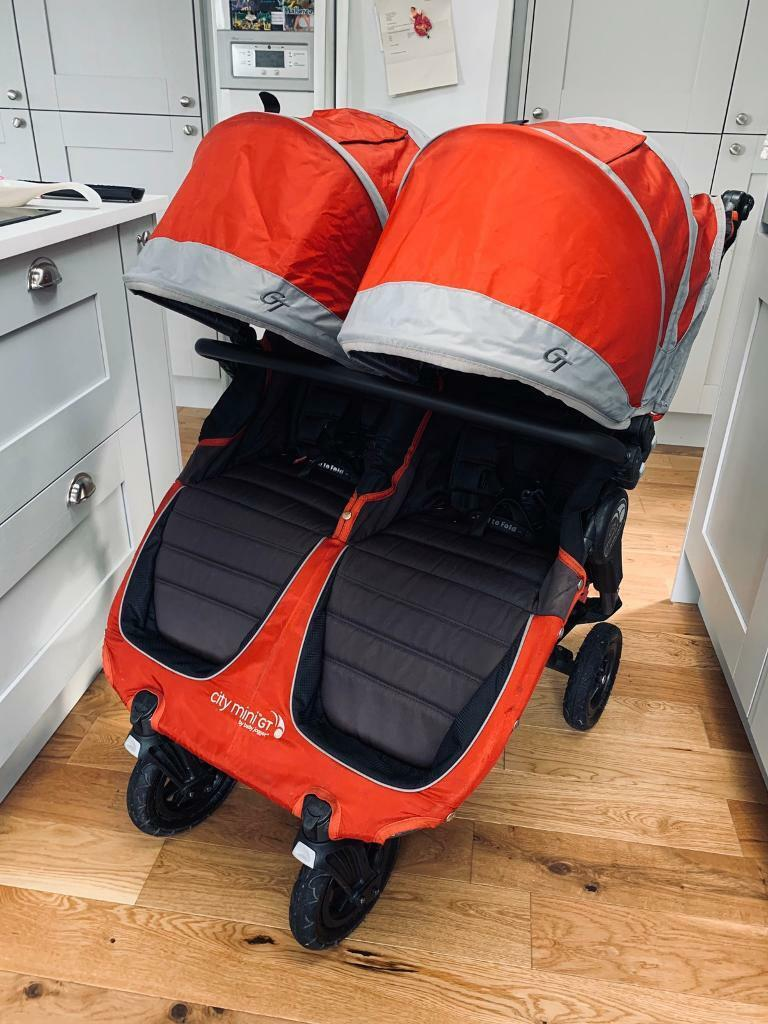 Baby jogger city mini GT double (with extras) | in ...