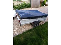 6ft by 4ft car trailer