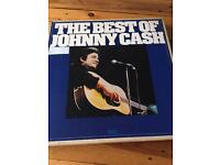 Vinyl - Johnny Cash x6 vinyl