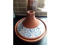 Brand new Ceramic Tagine.