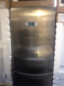 Whirlpool fridge freezer 70cm for sale