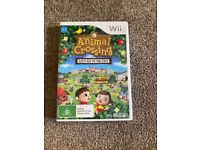 Animal Crossing Wii Good Condition