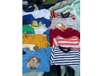 9-12 Months Various Brands Clothes Bundle