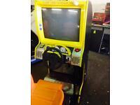 Konami Valve Limit Arcade Machine