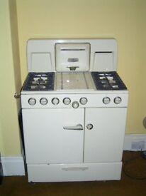 1950's New World cooker