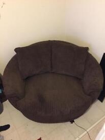 360 Cuddler/Sofa chair