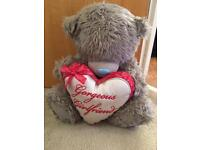 Me to you bear Girlfriend (Valentines)
