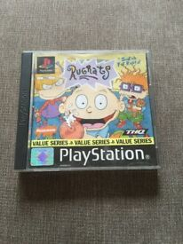 Rugrats: Search for Reptar (PS1)
