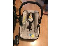 Hauck Pram , Baby Car seat and Highchair