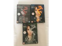 The Girl With The Dragon Tattoo Film Trilogy