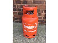 Calor Gas FULL- 6kg Propane Gas Bottle