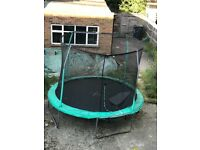Big very good condition trampoline