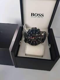 Hugo boss watch brand new 1512597 warranty