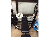 Weight Bench Body vision made in the U.S.A