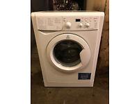 7KG Indesit IWD7145 Digital Washing Machine Fully Working with 4 Month Warranty