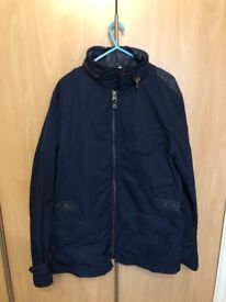 Mens dark blue Armani Jacket Size large