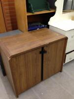 Woodgrain Office Storage Cabinet for SALE