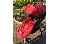 Baby jogger city mini pushchair
