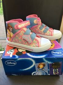 Character and Disney kids Trainers