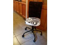 Ikea office chair, desk or computer swivel chair
