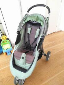 City mini stroller pushchair