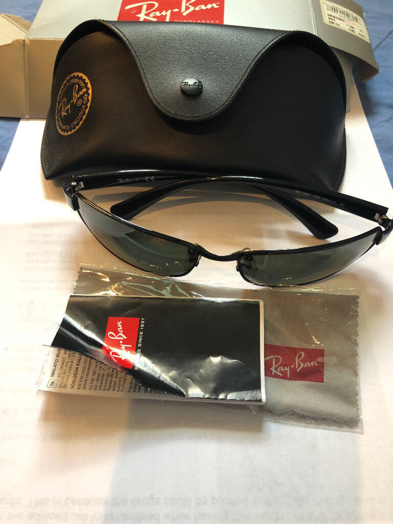 30d142c2b Ray-Ban RB3362 COCKPIT - Designer Sunglasses with Case | in ...