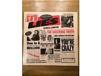Guns N' Roses LIES Vinyl